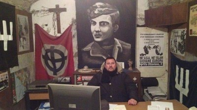 L'histoire de l'ultra fasciste italien qui a assassiné un fan adverse