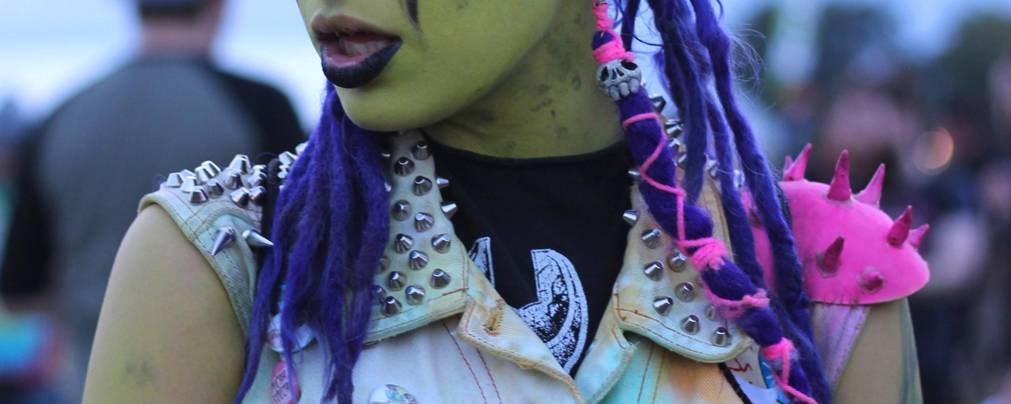 Los Misfits, punks y fenómenos de circo: Fotos del Riot Fest & Carnival