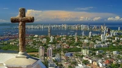 Incluso ir a mercar en Cartagena puede atentar contra tu vida