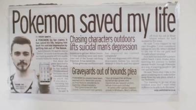 Cum mi-a schimbat viața Pokémon GO