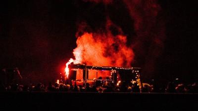 Den nat hvor alting brændte
