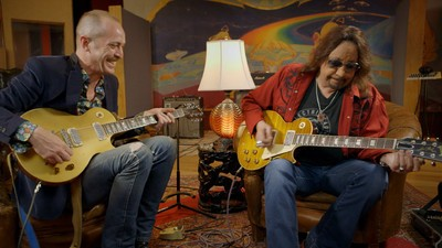 Guitar Moves with Ace Frehley of KISS