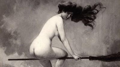 Im Mittelalter sollen sich Hexen Penisse als Haustiere gehalten haben