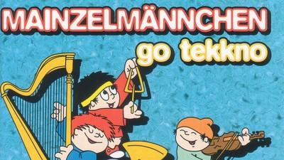 """Ist diese alte """"Tekkno""""-Compilation der Mainzelmännchen das schlimmste Album aller Zeiten?"""