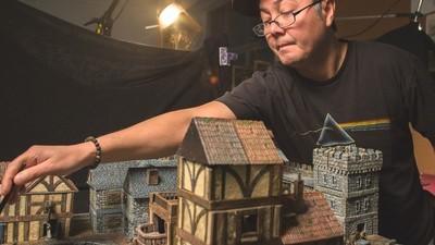 L'uomo che si è fatto i milioni costruendo scenari per Dungeons & Dragons