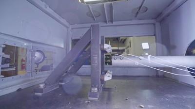 Laboratorul american care simulează explozii de bombe