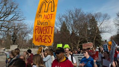 What It's Actually Like to Fight Your Boss for a Living Wage