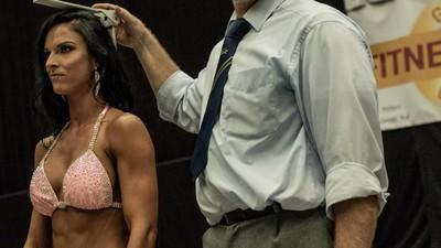 Barbie mit Muskeln: Bikini Fitness verbindet Miss-Wahlen mit Bodybuilding