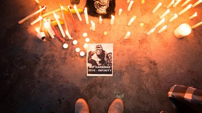 Dicks Out: Photos From a Candlelight Vigil for Harambe the Gorilla