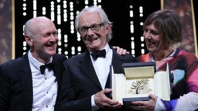Hablamos con el guionista Paul Laverty tras ganar su Palma de Oro en Cannes