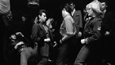 Les Teddy boys vus par Chris Steele-Perkins