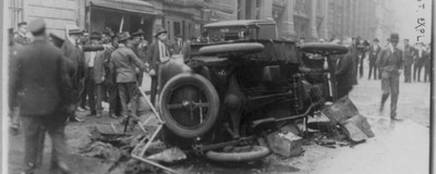 A Brief History of People Setting Off Bombs in New York City