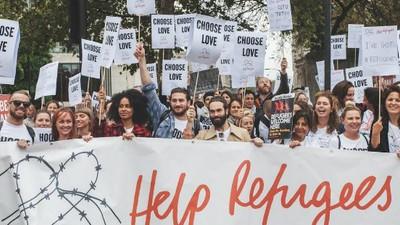 Cum îi facem pe refugiați să se simtă bineveniți?
