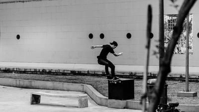 'Sob a Aparente Desordem' é um vídeo para retomar o espírito combativo do skate
