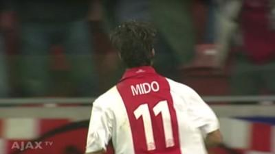 La storia di Mido, l'attaccante che era meglio di Ibrahimovic