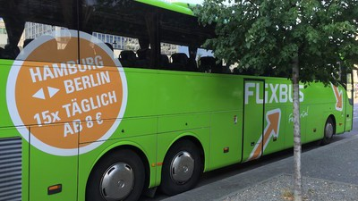 Warum ihr VICE nicht im Flixbus lesen dürft