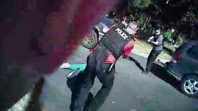 Charlotte Police Release Partial Video of Officers Shooting Keith Lamont Scott
