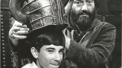 Meeting the Winners of  'Knightmare', the 'Dark Souls' of Children's TV
