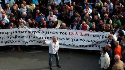 Κανείς στη Θεσσαλονίκη δεν Συμπονά Aυτούς τους Απλήρωτους Εργαζόμενους