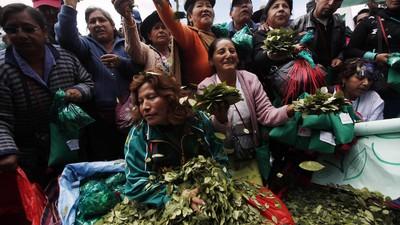 Bolivia logró terminar la guerra de las drogas legalizando la coca y expulsando a la DEA