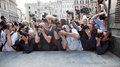 Appostamenti e microfoni in faccia: ho passato una settimana da giornalista a Montecitorio