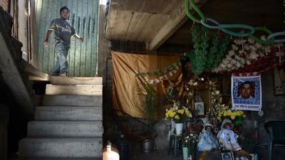 El hogar de los desaparecidos: Ayotzinapa dos años después