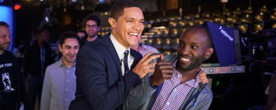 Trevor Noah Doesn't Care if He's Making 'Too Many Black Jokes'