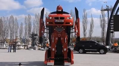 Uma empresa turca está a criar Transformers reais