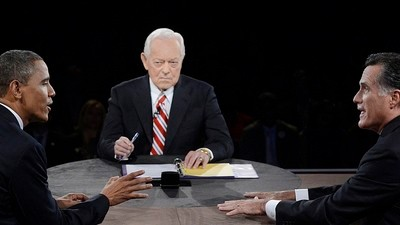 What It's Like to Moderate a Presidential Debate