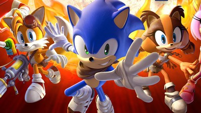 Breaking Down the New Sonic Game with a BAFTA-Winning Designer