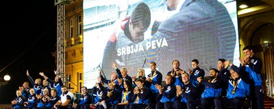 Paraolimpijci najzad zaslužili doček u Beogradu