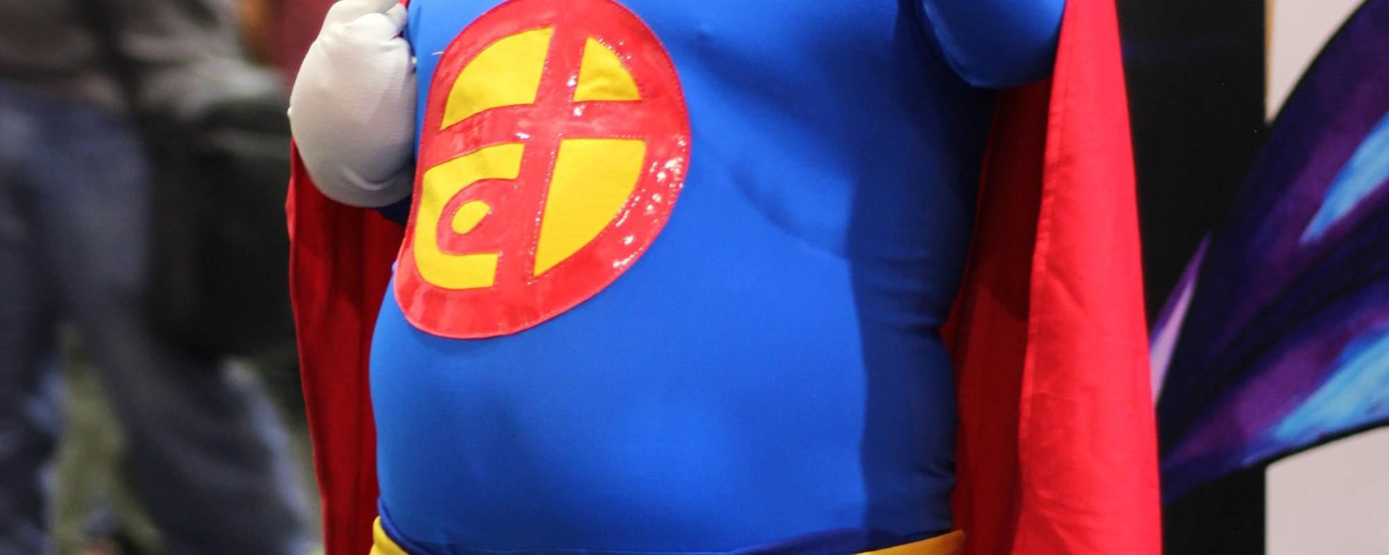 Fotos de La Mole: 20 años de cómics y cosplay en México