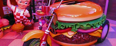 Meet the Man with the World's Largest Collection of Hamburger Memorabilia