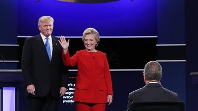 Os momentos mais importantes do primeiro debate presidencial nos EUA