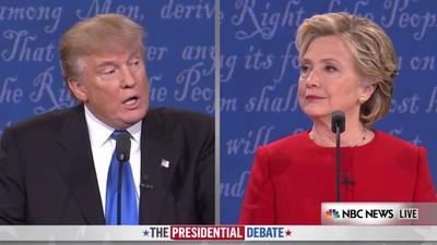 Cosa abbiamo capito dal primo dibattito presidenziale tra Trump e Clinton