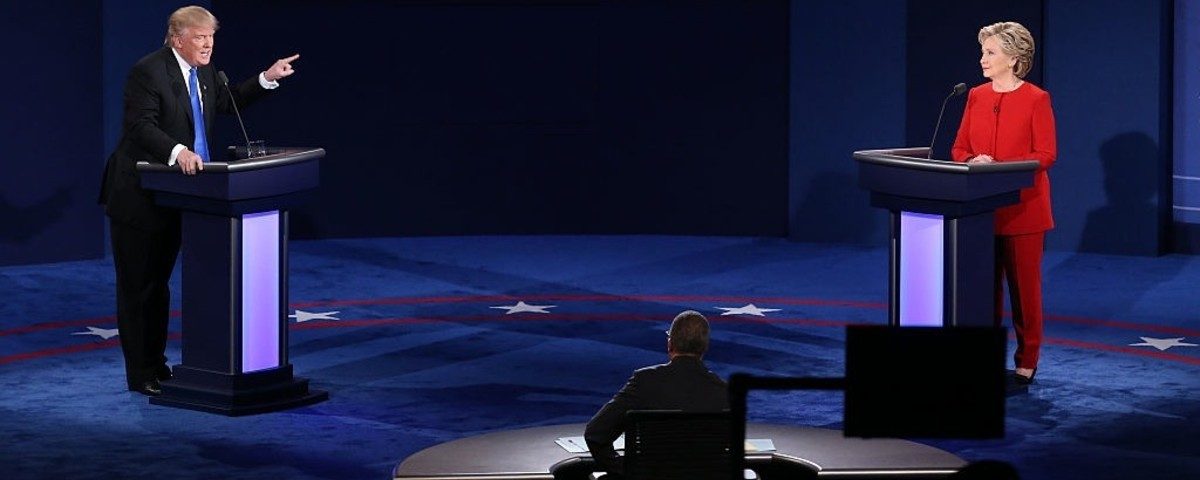 The First Presidential Debate, Decoded | VICE | United States
