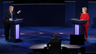Clinton vs Trump: The First US Presidential Debate, Decoded