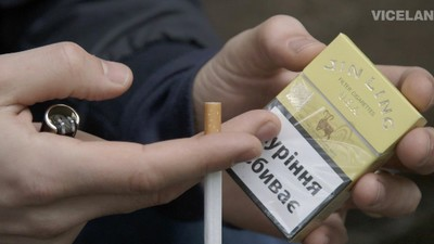 Meet the Ukrainians Smuggling Black Market Cigarettes to the EU