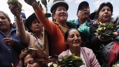 A Bolívia acabou com sua guerra às drogas expulsando o DEA e legalizando a coca