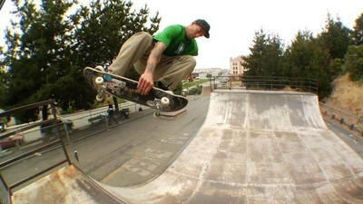Brian Anderson on Being a Gay Professional Skateboarder