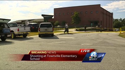 At Least Two Kids Were Shot at an Elementary School in South Carolina