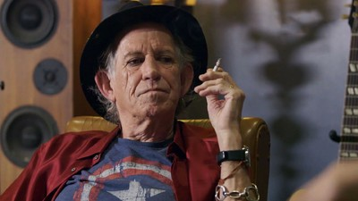 Guitar Moves with Keith Richards, Part Two