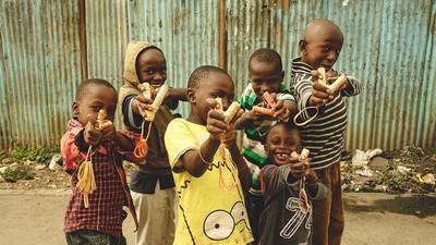 Het leven in de sloppenwijken van Nairobi