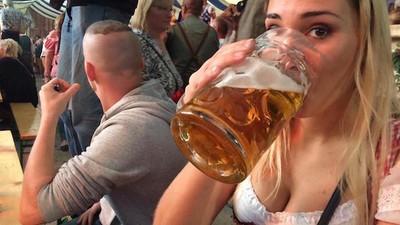 Ich war auf dem Wiener Wiesn-Fest und es war eigentlich eh OK