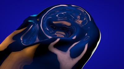 In Nick Verstands nieuwe kunstwerk wordt de verf van Van Gogh weer vloeibaar