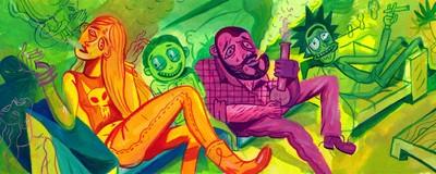 Liebe und Drogen: Wie sich Cannabis auf unsere Beziehung ausgewirkt hat