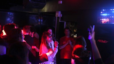 ​Making Labour Friends at a Socialist Karaoke Night