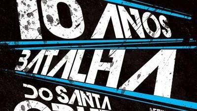O rap comenta a importância dos 10 anos de Batalha do Santa Cruz