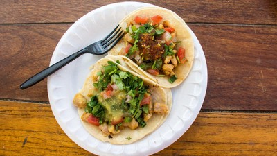 Texans Can Now Register to Vote at Taco Trucks