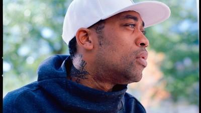 Wiley bivakkeert al een tijdje in Rotterdam waar hij stilletjes aan zijn nieuwe album werkt